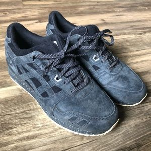 ASICS Reigning Champ X Gel Lyte 3 Navy Sneakers